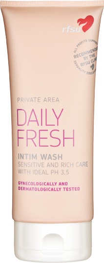 Daily Fresh Shower Gel RFSU