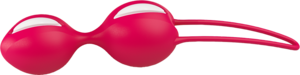 Knipkulor Smartballs Duo India Red