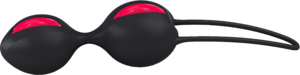 Knipkulor Smartballs Duo Black Raspberry