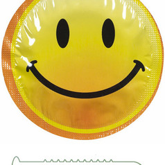 Kondomer EXS Smiley´s