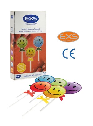 Kondomer EXS Lollipop